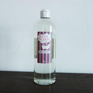お風呂用竹酢液「BATH WARM」